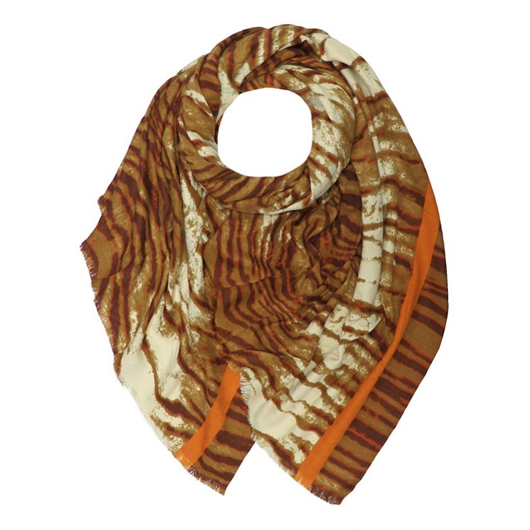 Tiger Print Large Soft Scarf (MORE COLOURS AVAILABLE)